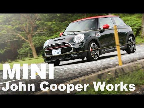 剽悍問世 MINI John Cooper Works