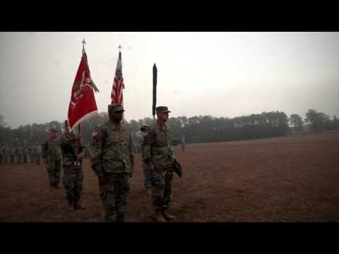 Mississippi National Guard Unit Receives New Name and Commander
