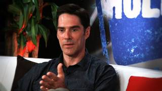 "Inside the ""Criminal Mind"" of Thomas Gibson"
