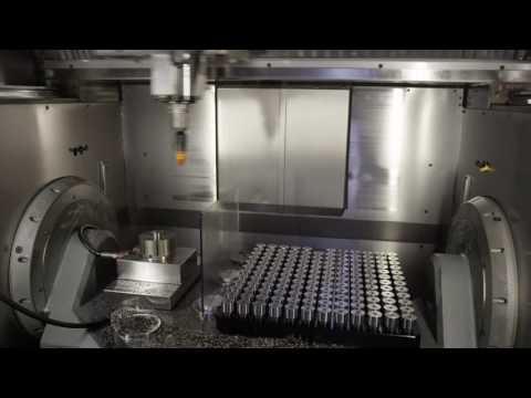 Ferramenta MARKER AMF aplicado em Centros de Usinagem