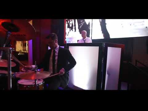 DESI WEDDING WITH DRUMMER! DJ YOGI-G & DAVE SHARMA KARMADJS HOUSTON WEDDING PRATEEK & SONU