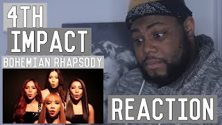 ‪[OFFICIAL VIDEO] Queen - Bohemian Rhapsody | 4th Impact | REACTION ‬