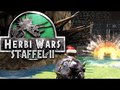 ARK HERBIWARS S2 #32 Wir RAIDEN Die Kräatifen ARK Deutsch / Speed PvP / Ark Survival Evolved