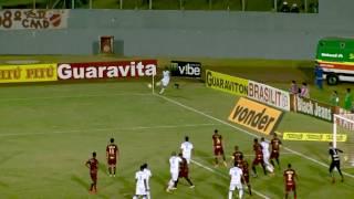 Melhores momentos da vitória do Vila Nova diante do Londrina