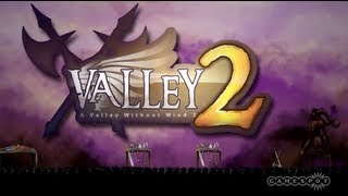 GameSpot Reviews - A Valley Without Wind 2