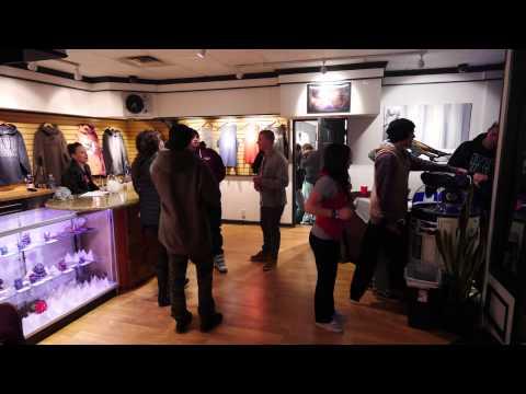 Boulder Vapor House Dromas Spring Release Party