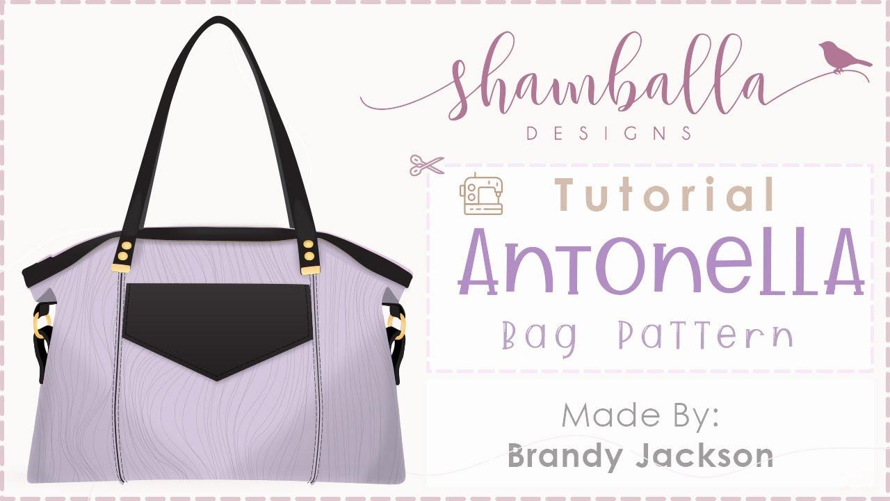 Bohemian bag Antonella