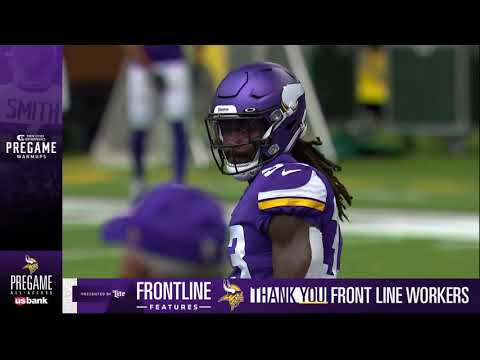 Vikings Pregame All-Access - Week 1 Vs. Green Bay