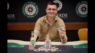Timis Tudor Vence Main Event Etapa #8 Solverde Poker Season 2017 (€5.480)