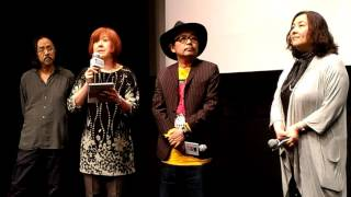 Introduction speech by Director Sono Sion prior to screening of《A ...