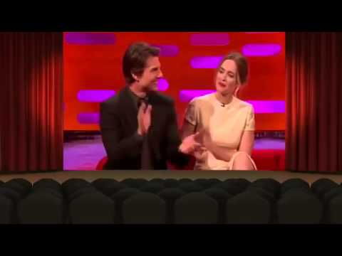 THE GRAHAM NORTON SHOW S15E09 Tom Cruise, Emily Blunt, Charlize Theron, Seth McFarlane, Co
