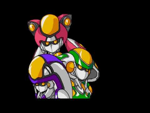 Galaxy Fraulein Yuna (PC Engine Super CD-Rom²) longplay part 1/3