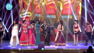 Hansika Dazzling Performance@SIIMA Awards Function