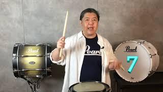 Teaching Drum By Pearl Artist (Ss.1 Ep.7) โดย อาจารย์เกษม ทิพยเมธากุล