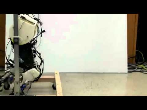 Accurate Robotic Legs Mimic Human Gait