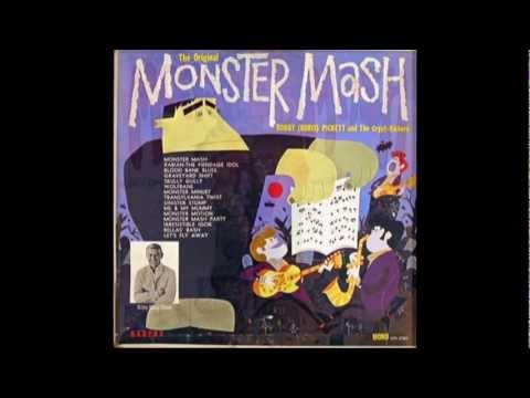 "Monster Mash - Bobby ""Boris"" Pickett And The Crypt-Kickers (Single Version)"