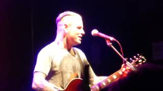 Corey Taylor - The Conflagration - live @ KOKO Camden,  London 8.5.16