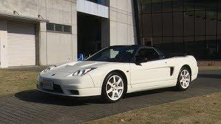 Honda Collection Hall 収蔵車両走行ビデオ NSX-R(2002年)