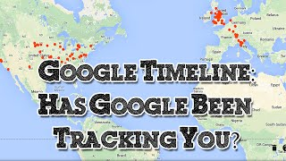 Google Timeline: How to View (And Turn Off) Your Location History in Google Maps Free HD Video