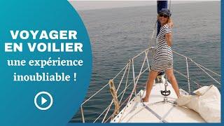 Voyager en voilier, une expérience inoubliable ! (4K)