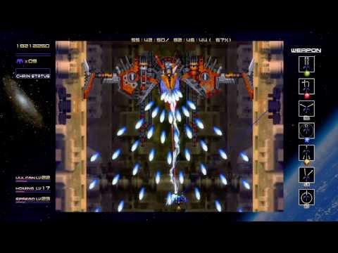 Radiant Silvergun (Xbox Live Arcade) Story Full Playthrough