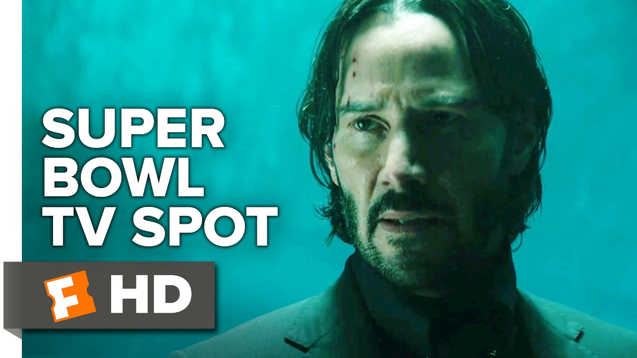 John Wick Chapter 2 Shade Super Bowl Tv Spot 2017 Movieclips Trailers