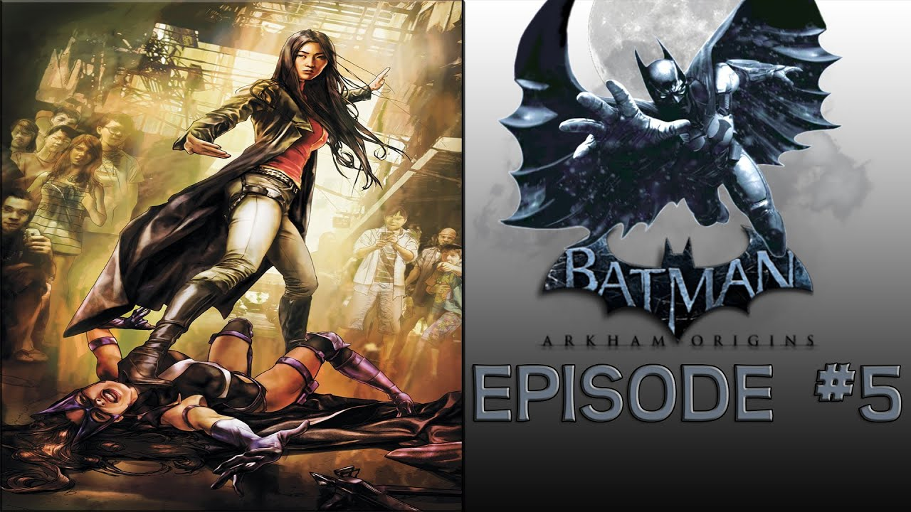Batman: Arkham Origins Ep.5