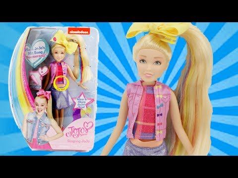 Jo Jo Siwa Singing Doll from Just Play - YouTube 92bece56e