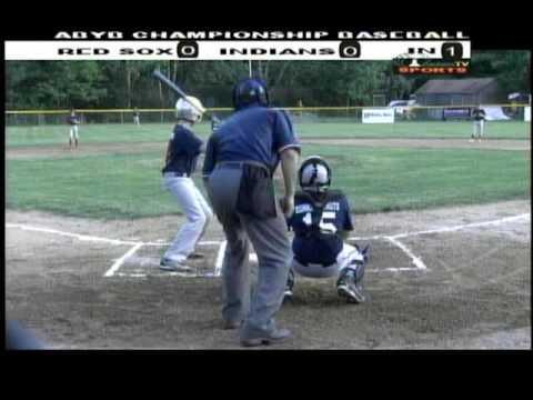 Acton Boxborough Youth Baseball Majors Championship Game 6/14/13