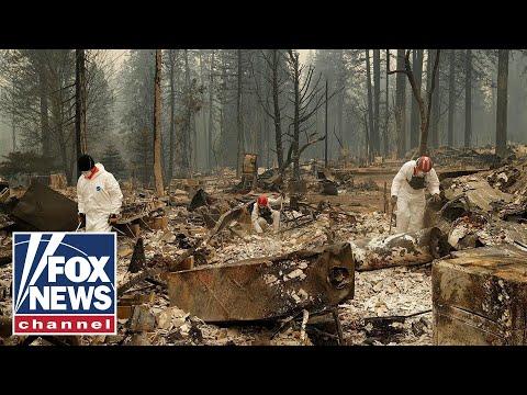 48 dead so far in worst wildfire in California history