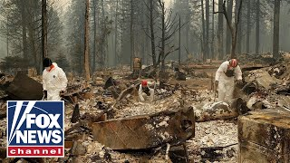 48 dead so far in worst wildfire in California history