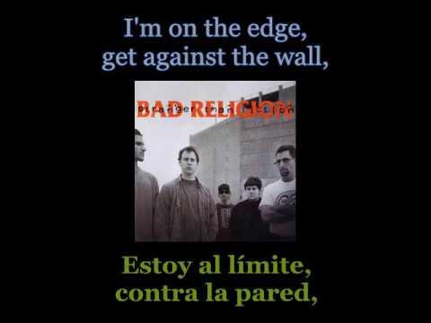 Bad Religion - Infected - Lyrics / Subtitulos en español (Nwobhm) Traducida