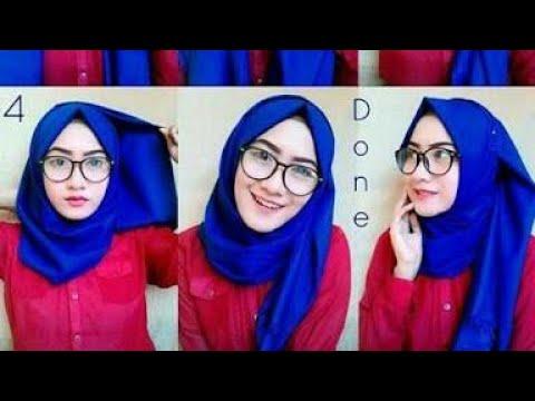 Tutorial Hijab Hits 2018 Youtube