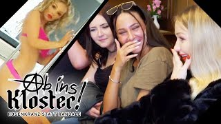 Schwestern vs. Teenies: Terror-Teenies verweigern die Hausregeln! | Ab ins Kloster! | kabel eins