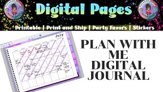 Digital PWM | Aug 6 | Digital journal | Digital Pages