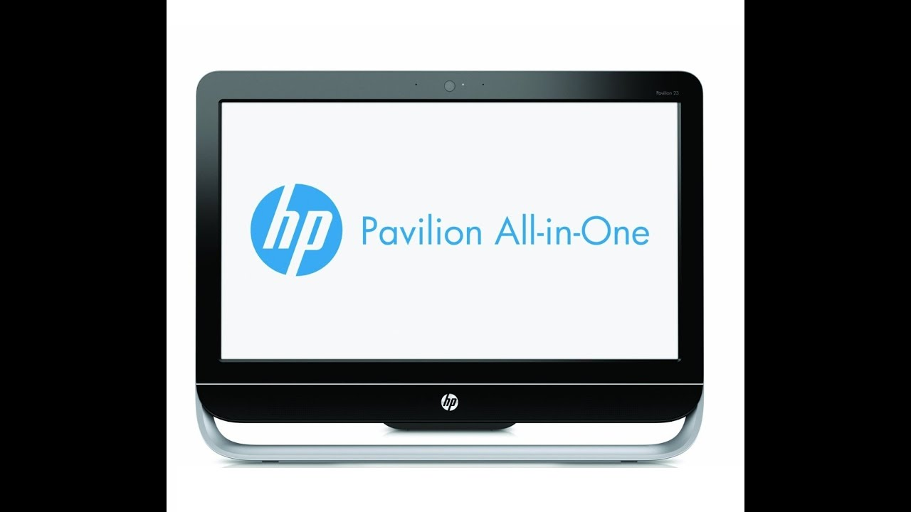 open me up hp pavilion 23 disassembly youtube hp pc all in one diagram hp all in one diagram [ 1280 x 720 Pixel ]