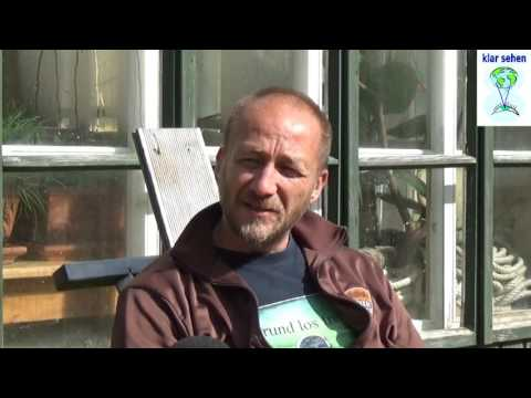 'GartenPhilosophisches über Gott und die Welt' | Freeman Joe Kreissl im Gespräch mit Stefan Sattler