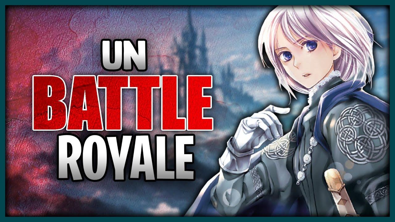 CALLED GAME - Un BATTLE ROYALE en MANGA ?! | Manga Corp