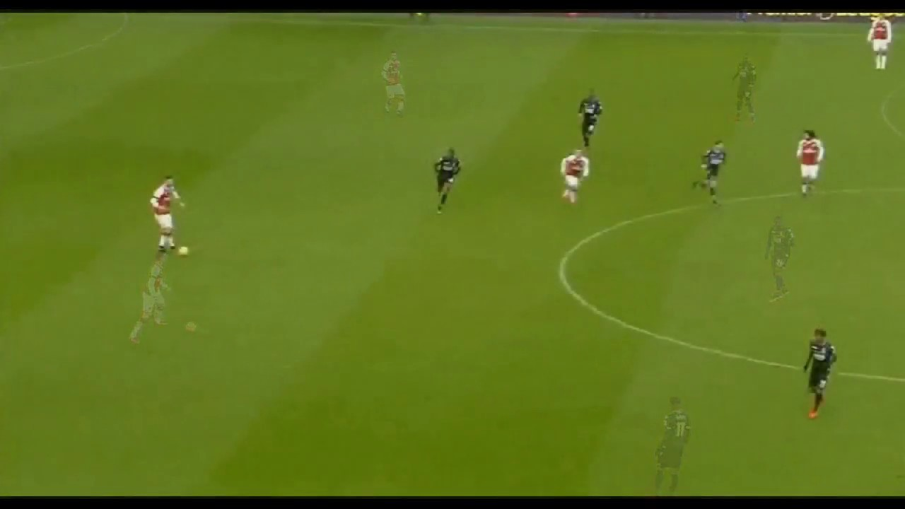 Download Arsenal  Vs Crystal Palace  (4—1)—[ Match Highlights and Goals]—(20-01-2018)