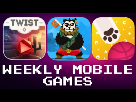 Coin Op Heroes 2, Let's Twist... | Weekly Mobile Games Ep. 26 | IOS, Android