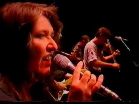 Steeleye Span : E♭ English / Tam Lin (live 1994)