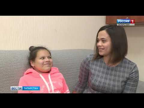 Поля Хайрова, 15 лет,  остеопороз.