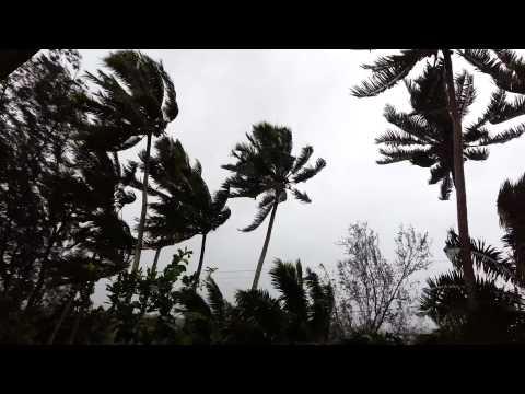 Cyclone Pam, The Vanuatu Monster 4:00 Port Vila Building INTENSITY