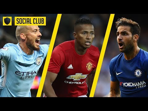 PREMIER LEAGUE OVER 30s BEST XI | SOCIAL CLUB