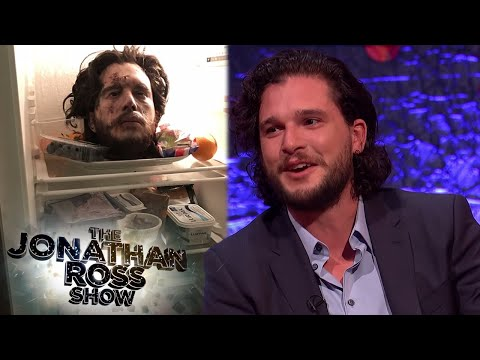 Kit Haringtons Epic April Fools Day Prank On Rose Leslie - The Jonathan Ross Show
