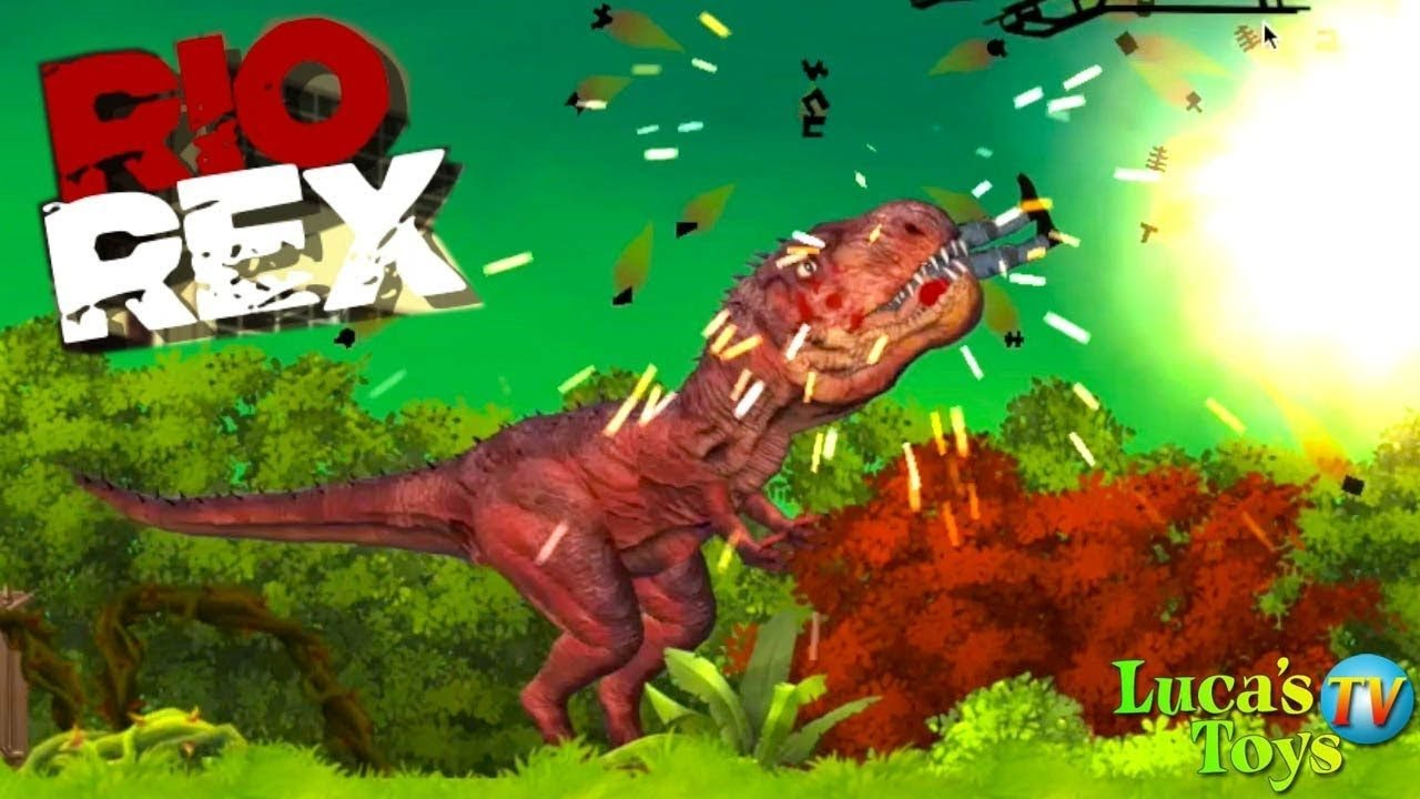 T Rex Games Online Play Free