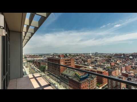 1 Canal St, Unit 1106, Boston MA -  Listed by 617 Living Team, 617-500-9900
