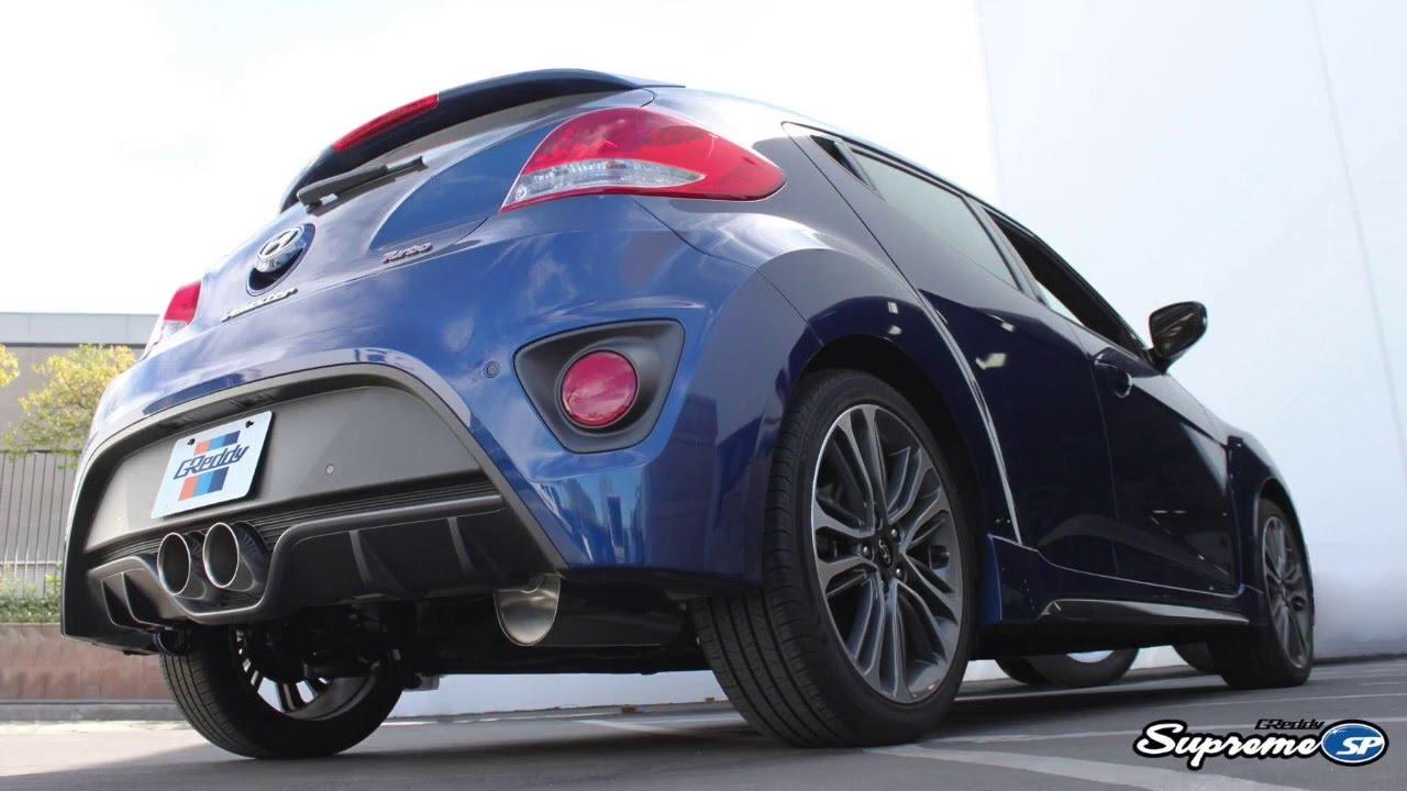 Hyundai (FS) Veloster Supreme SP Exhaust
