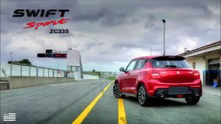 Suzuki Swift Sport 2018 (ZC33S), trackday, track day car