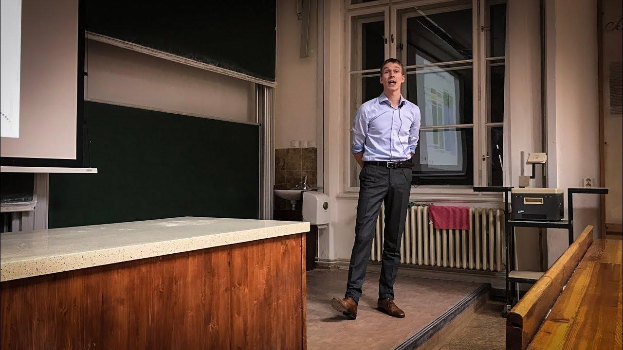 Eyen SE: A window into the world of biomolecular nanomachines, Lukáš Maršálek || Sem. MPN 19.12.2018